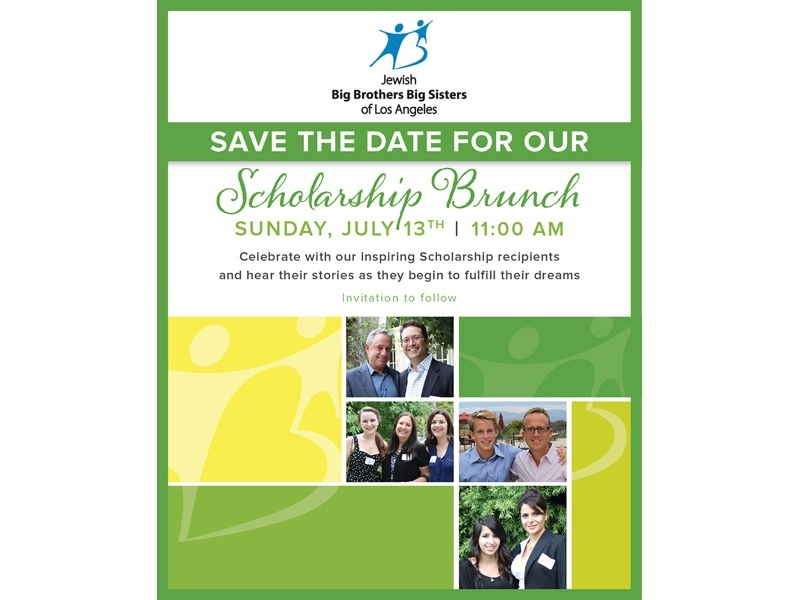 Annual Scholarship Awards brunch STD 2014