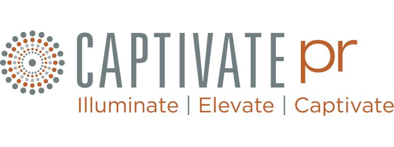 Captivate pr Logo