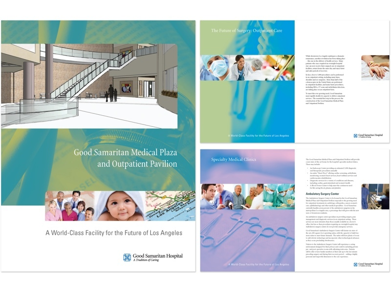 GSH Medical Plaza & Outpatient brochure