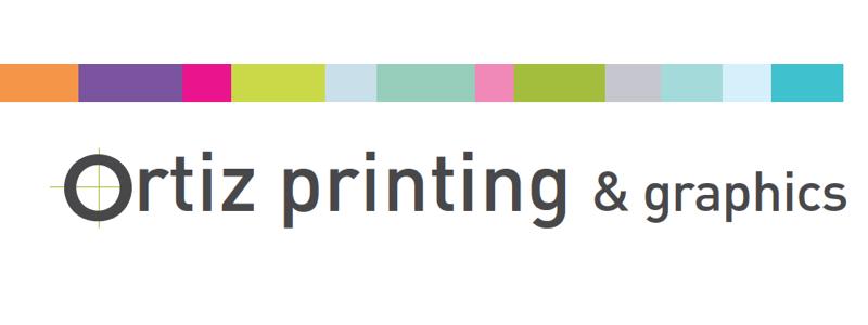 Ortiz Printing Logo